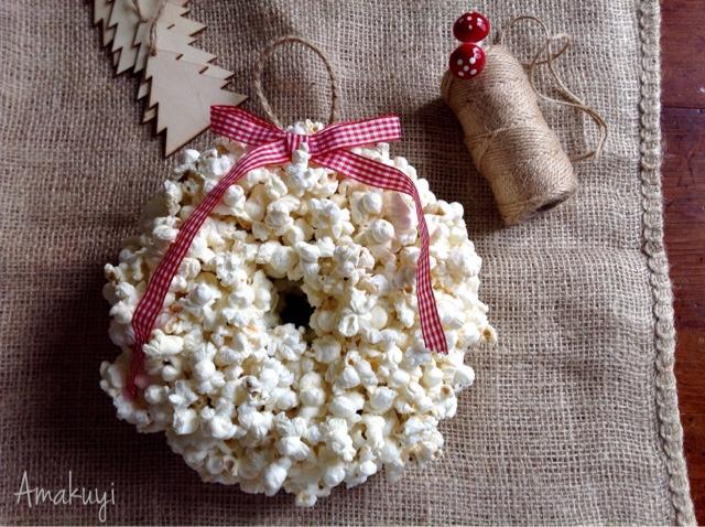 Corona-palomitas-Navidad-DIY-tutorial