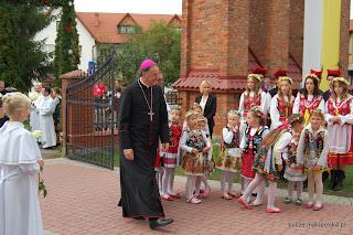 Peregrynacja Obrazu Jezusa Miłosiernego, Bucze, 11.09.2014