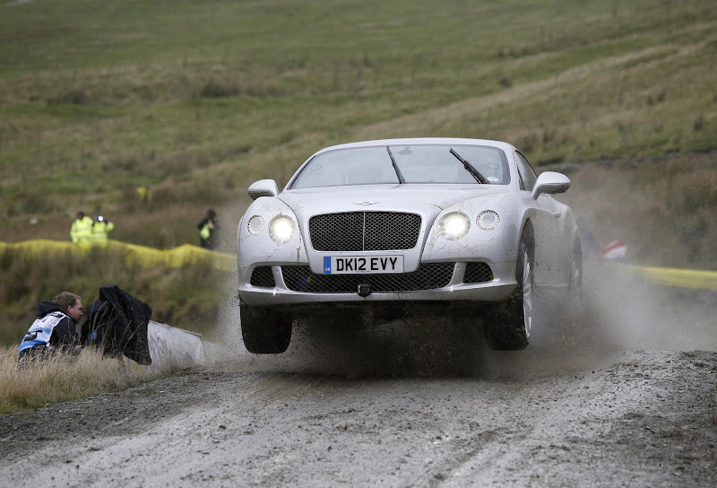 Bentley Spotting Top Gear Take The Bentley Continental Gt Speed