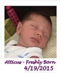 Welcome Atticus