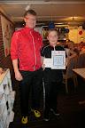 Årets fighter: Lukas Petersen Lukas har - specielt til klubmesterskabet - fightet og kæmpet sig gennem mange gode kampe. Stort tillykke.
