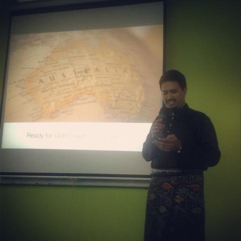 GLAM mentor Razali Zain