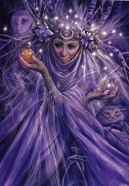 Goddess Crone, Gods And Goddesses 1