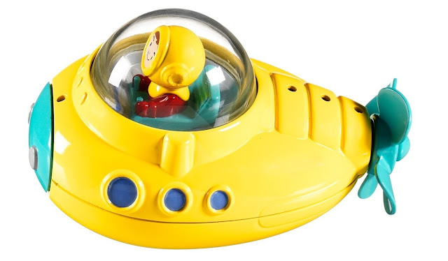 Tàu ngầm thám hiểm Undersea Explorer Munchkin