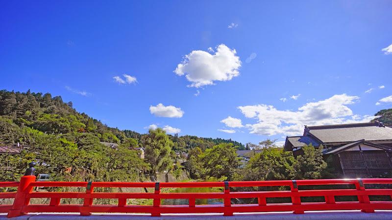 飛騨高山 中橋 写真2