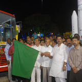 Inaguration of BMTC Bus Stand @ ISRO Layout 19-10-2012