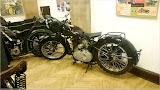 Motorräder im Technikmuseum