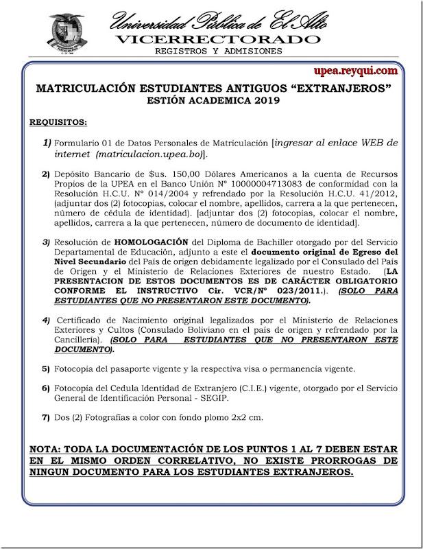 matriculacion-estudiantes-antiguos-extranjeros-la-upea-2019