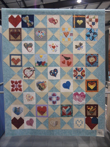 Machine quilting wow