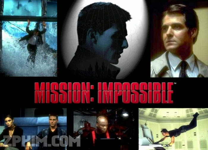 Ảnh trong phim Nhiệm Vụ Bất Khả Thi 1 - Mission: Impossible 1 1