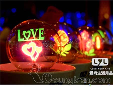 Đèn ngủ tình yêu neight lamp