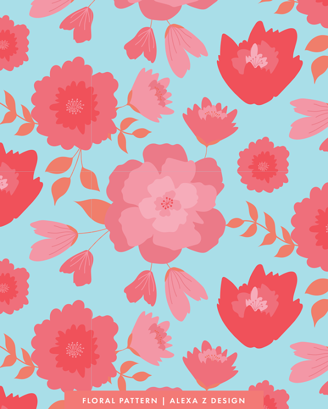 Floral Pattern 2