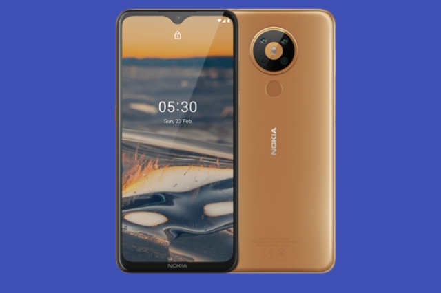 Nokia 5.3 Full Specification With How to Buy Online Options in India