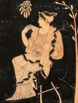 Greek Goddess Asteria Image