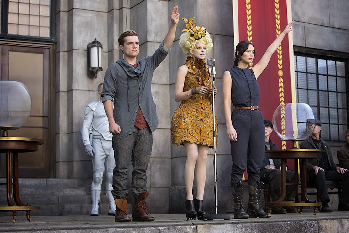 The Hunger Games: Catching Fire Official Site