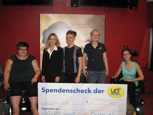 Women's Night in der UCI Kinowelt Potsdam vom 22.06.16