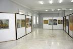 """Expoziție de pictură """"Metamorfoze ale spațiului III"""""""