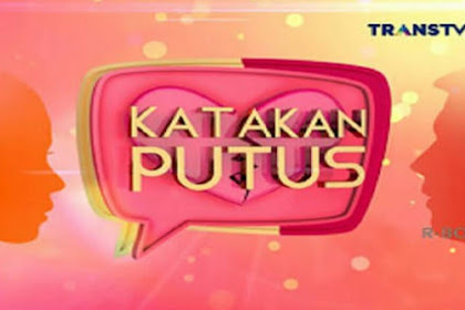 Beberapa Acara TV Yang Harus Segera Dihentikan menurut Netizen