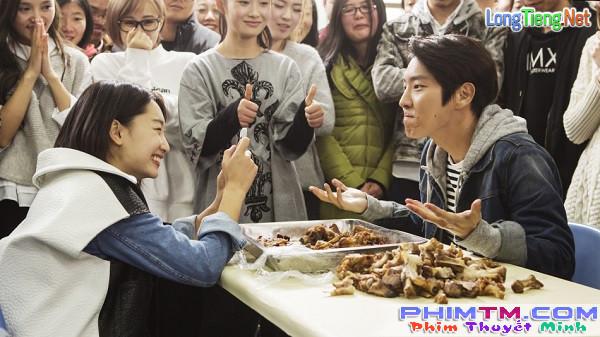Tứ ca Lee Jun Ki sẽ có nhiều cảnh nóng với bạn diễn Châu Đông Vũ - Ảnh 3.