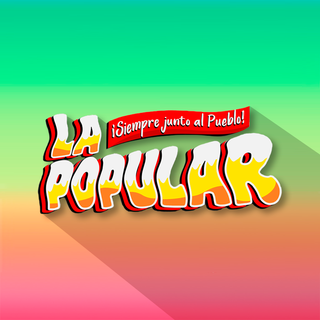 Logo La Popular TV