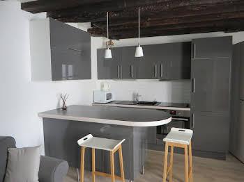 Appartement meublé 2 pièces 31,61 m2