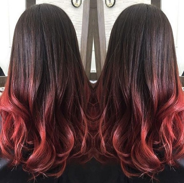 25 Trendy Ombre Hair Color Notion for Women 2018 5
