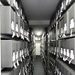Archives de Paris : salle d'archives