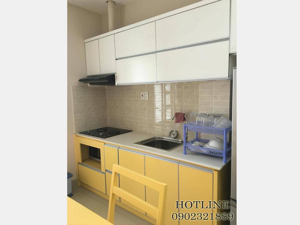 căn hộ cho thuê tại Quận Tân Bình 55m2 loại căn hộ dịch vụ