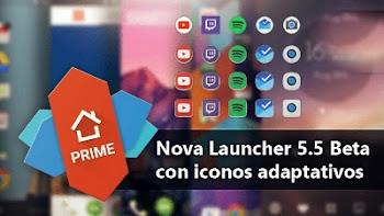 Nova Launcher 5.5