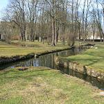 Abbaye de Royaumont : parc