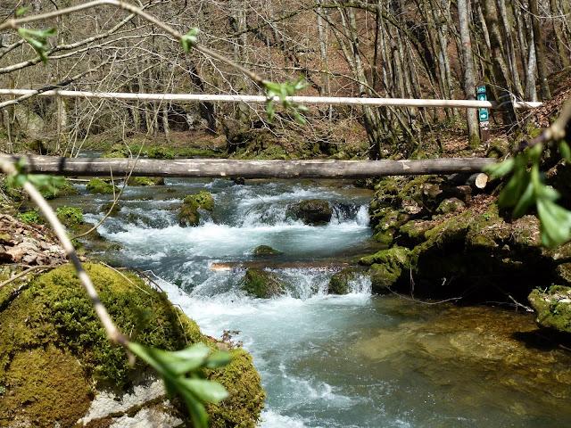 Postavljen novi most u Slapnici