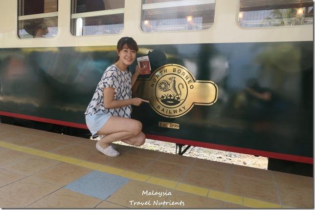 馬來西亞沙巴北婆羅洲火車 (15)