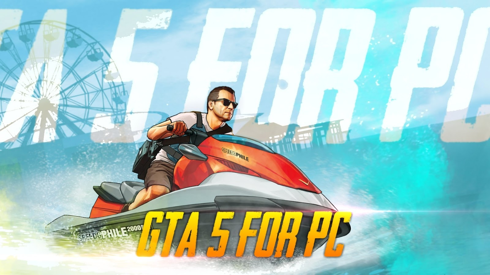 GTA 5 - PC Game Download Ultra Compressed