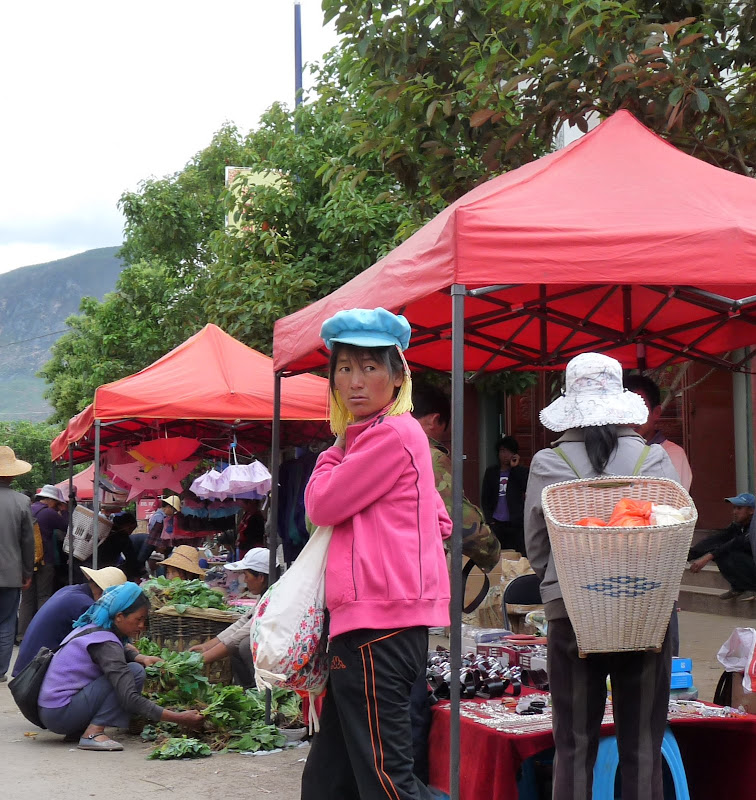 Chine. Yunnan .SHA XI et environs proches 1 - P1240749.JPG