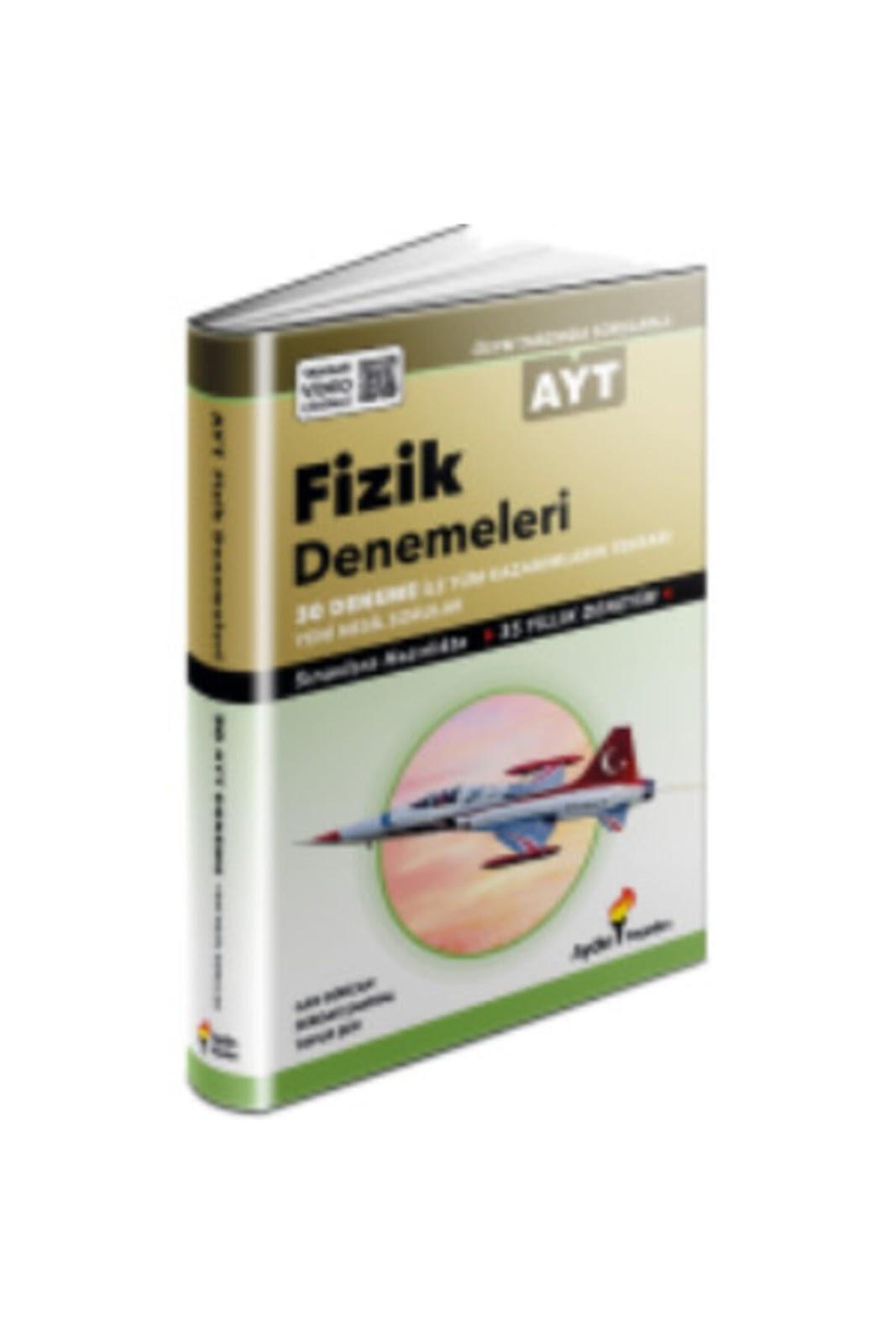 Aydın Yayınları - TYT Fizik - 30'lu Deneme