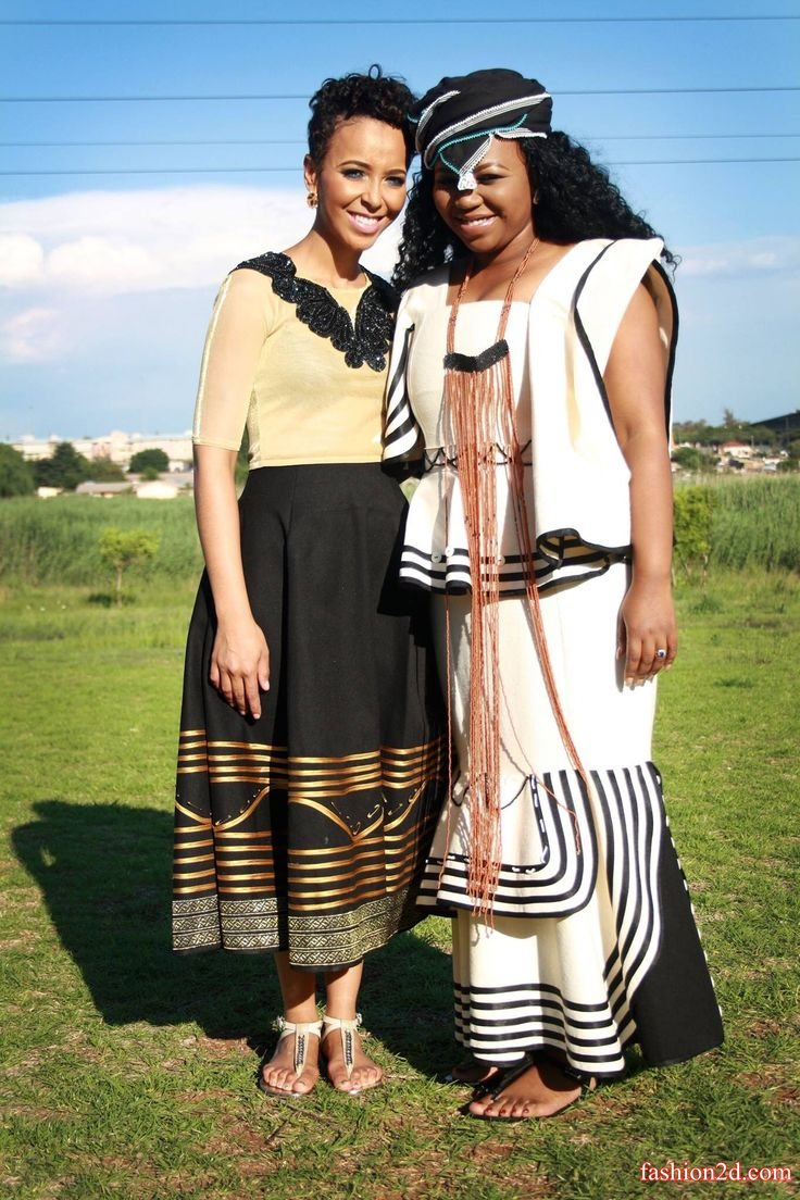 South African Clothing Names
