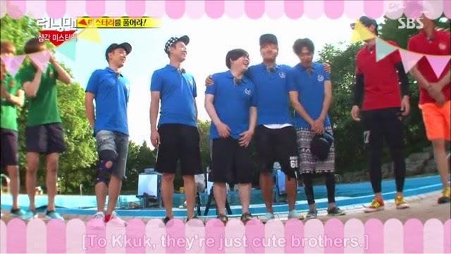 Running Man Episode 209 Idol Race ~ Everything Sweet