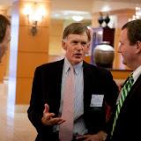 Cornerstone NJ Meeting with Wayne Hasenbalg, CEO, NJ Sports & Expo Authority - October 24, 2012