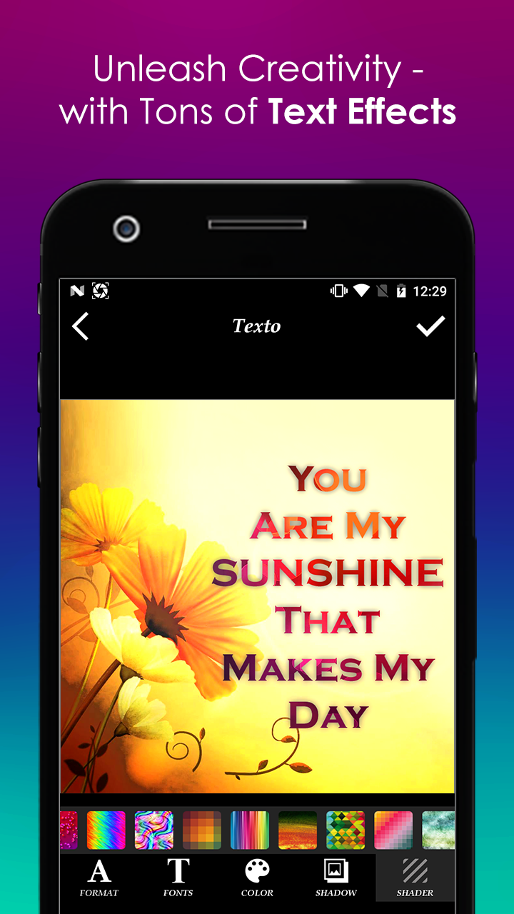 TextO Pro - Write on Photos Screenshot 4