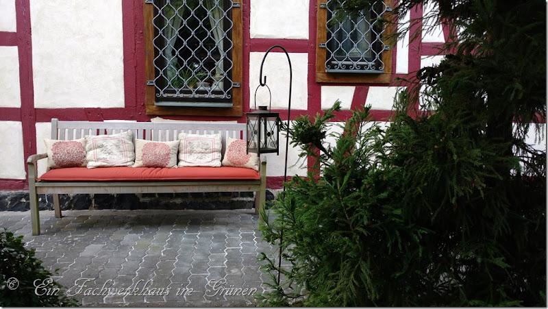 Sitzplatz, Garten