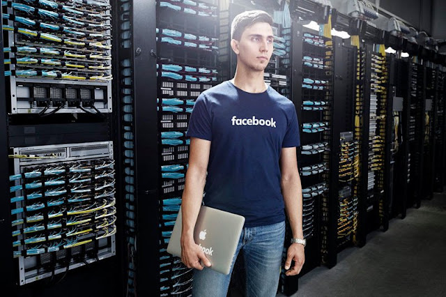 A Look Inside Facebook's Data Center : Where All Your Data Is Stored 30