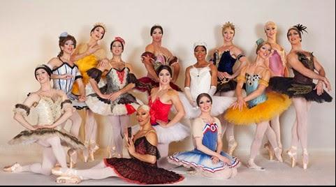 Los Teatros del Canal celebran el 40 aniversario de Les Ballets Trockadero de Montecarlo