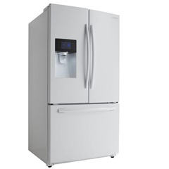 We Recently Purchased A French Door Refrigerator By Samsung (RF263BEAEWW)  From Best Buy (heavily Discounted As Scratch And Dent, $1,200 Instead Of  $2,300u2026 ...