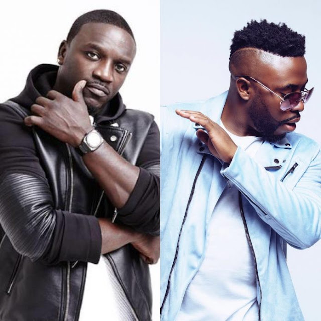Akon Signs Samklef To KonLive Record Label