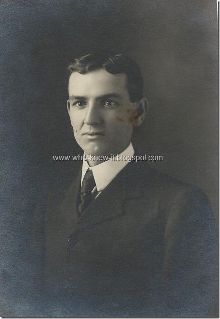 Edward Fitzgerald 1907