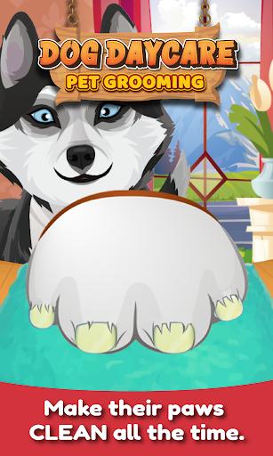 Dog Daycare Pet Grooming   Pet Care Dog Games apktram screenshots 3