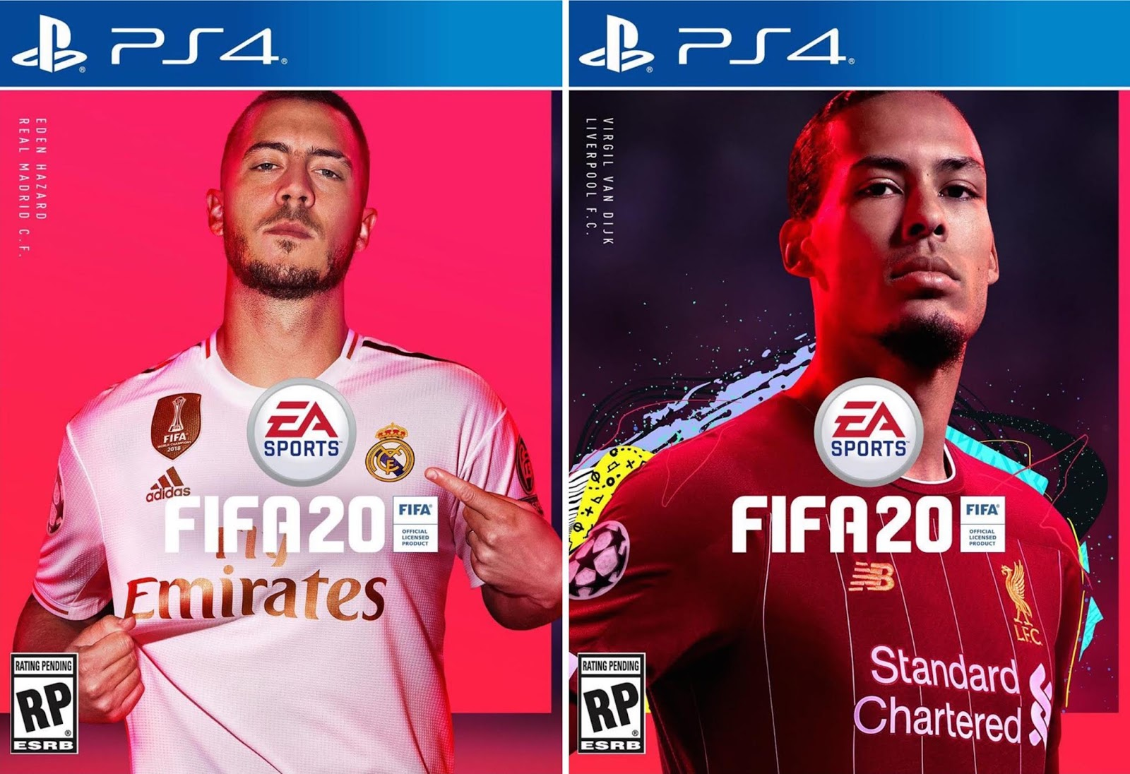eden hazard, Virgil van, FIFA 20 cover, ea sports breaking news, sports news Nigeria, Nigerian entertainment news blog, SD news blog, abuja bloggers, entertainment news blog, popular abujl news blog, UBA market, best Nigerian side hustles, jagan of instagram