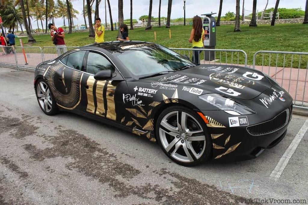 2014 Gumball 3000 Miami 2 Ibiza Ocean Drive 7889