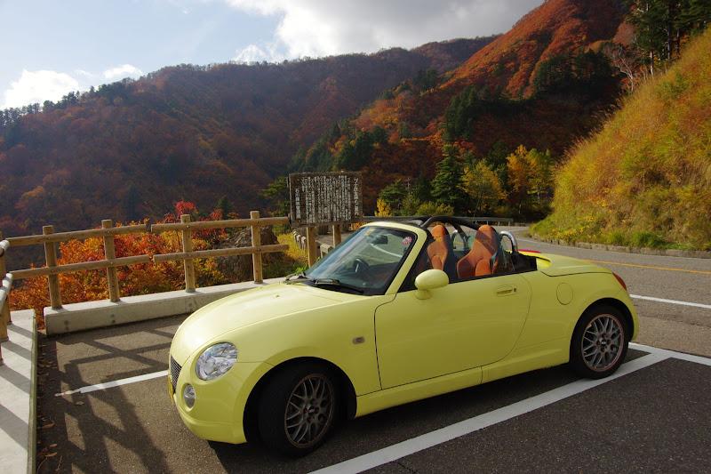 白山スーパー林道(岐阜県〜石川県)