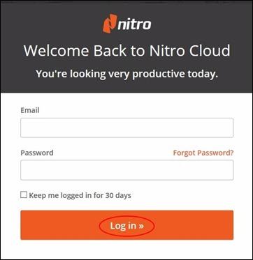 Abrir mi cuenta Nitro Cloud - 97